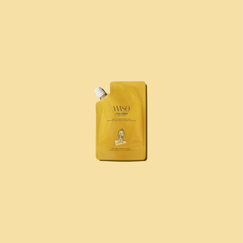 Introducing the Reset Cleanser Squad: Yellow. Crafted with agar-agar to wash awa...