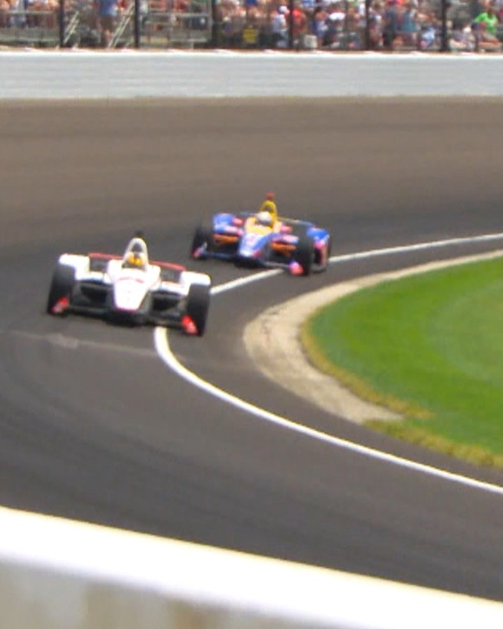 In the time it takes to watch this video a Honda INDY CAR has already traveled t...