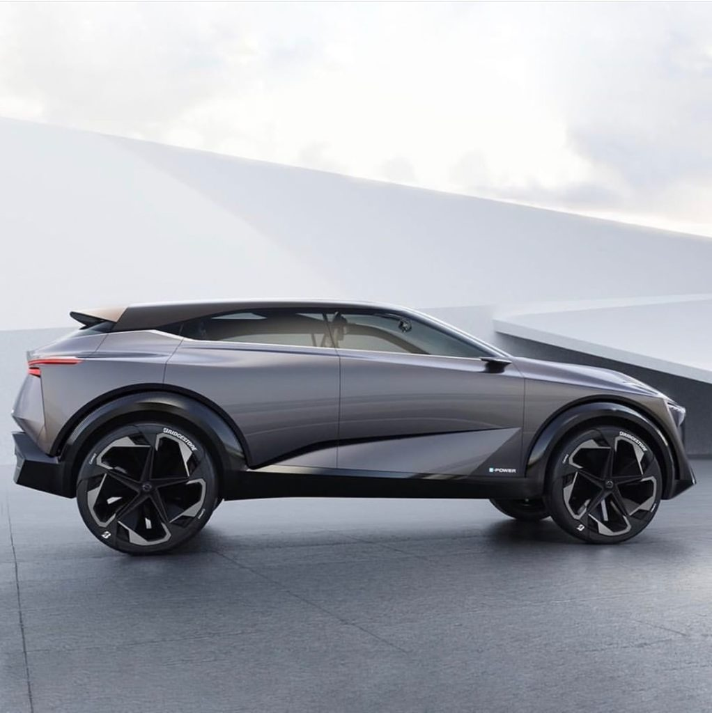 The #Nissan #IMQ marks a bold new direction in our design language, with an exte...