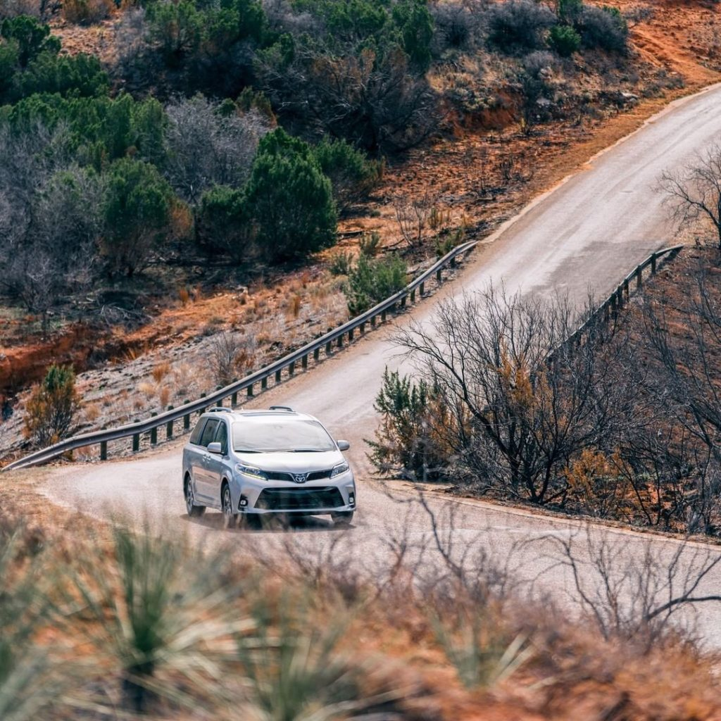 Summer adventures are calling - where to? #Sienna #LetsGoPlaces #VanLife...