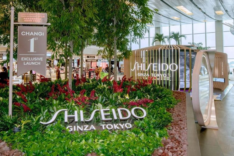 Inspired by SHISEIDO FOREST VALLEY at Jewel Changi Airport, we bring on a brand-...