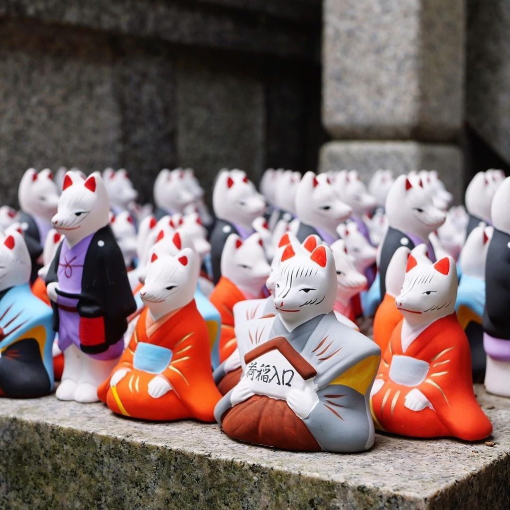 One of the best things to do at temples and shrines in Japan? Look out for all o...
