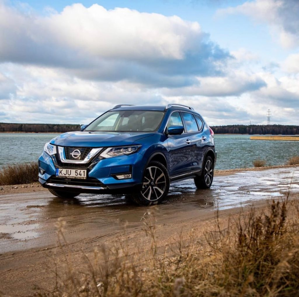Getting our summer bods ready. #NissanXTrail #Nissan #XTrail...