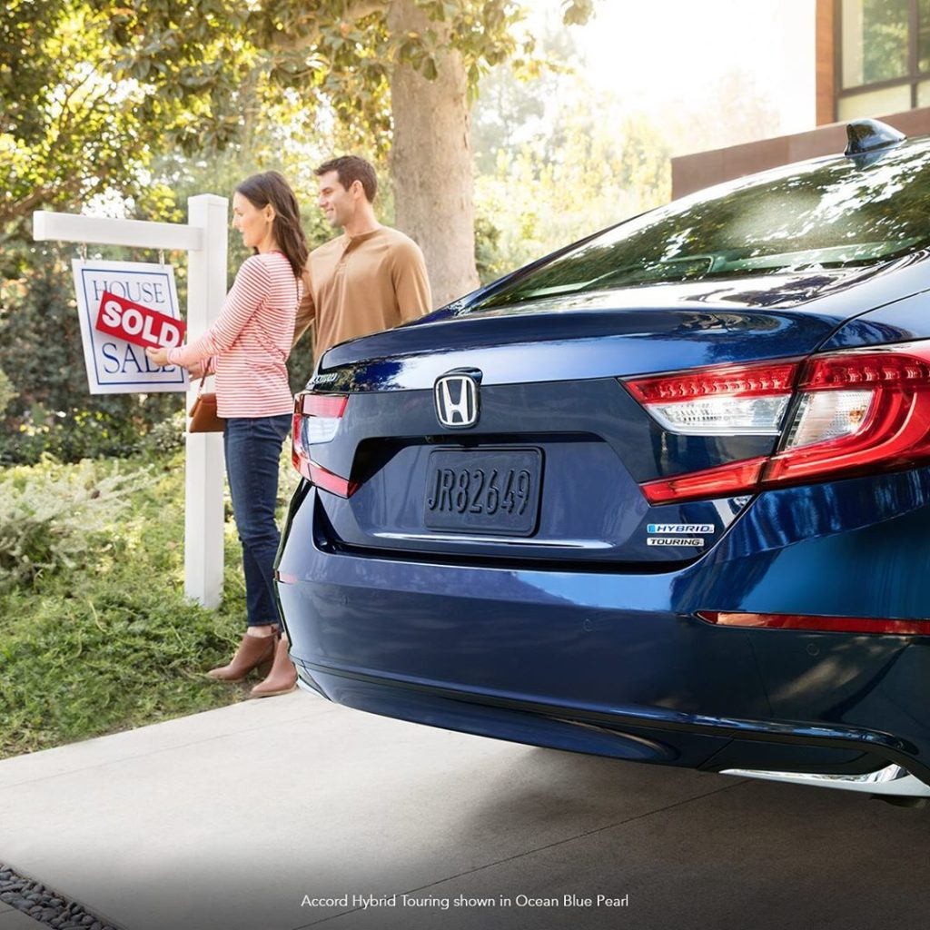 As you move from place to place over the years, your Accord Hybrid is here for y...