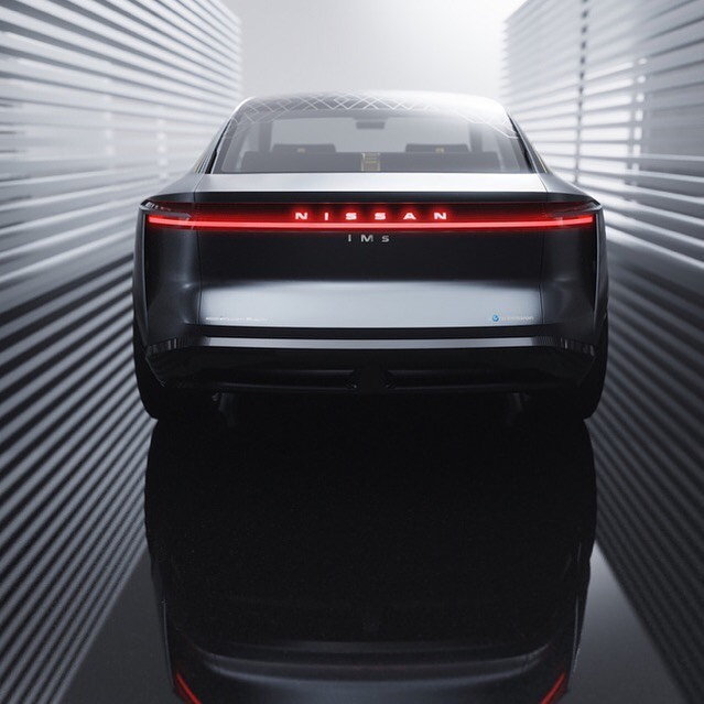 Even our taillights are taking #Nissan #IntelligentMobility to whole new level. ...