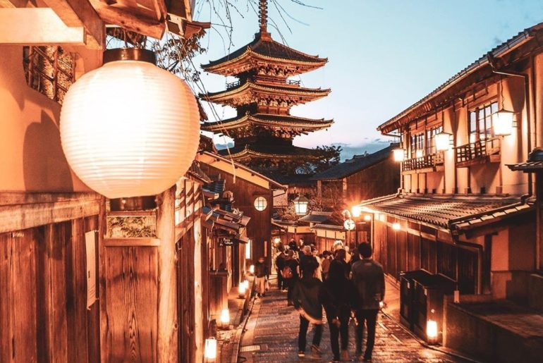 It's hard to go past the charm and step-back-in-time beauty of Gion in Kyoto. Pa...