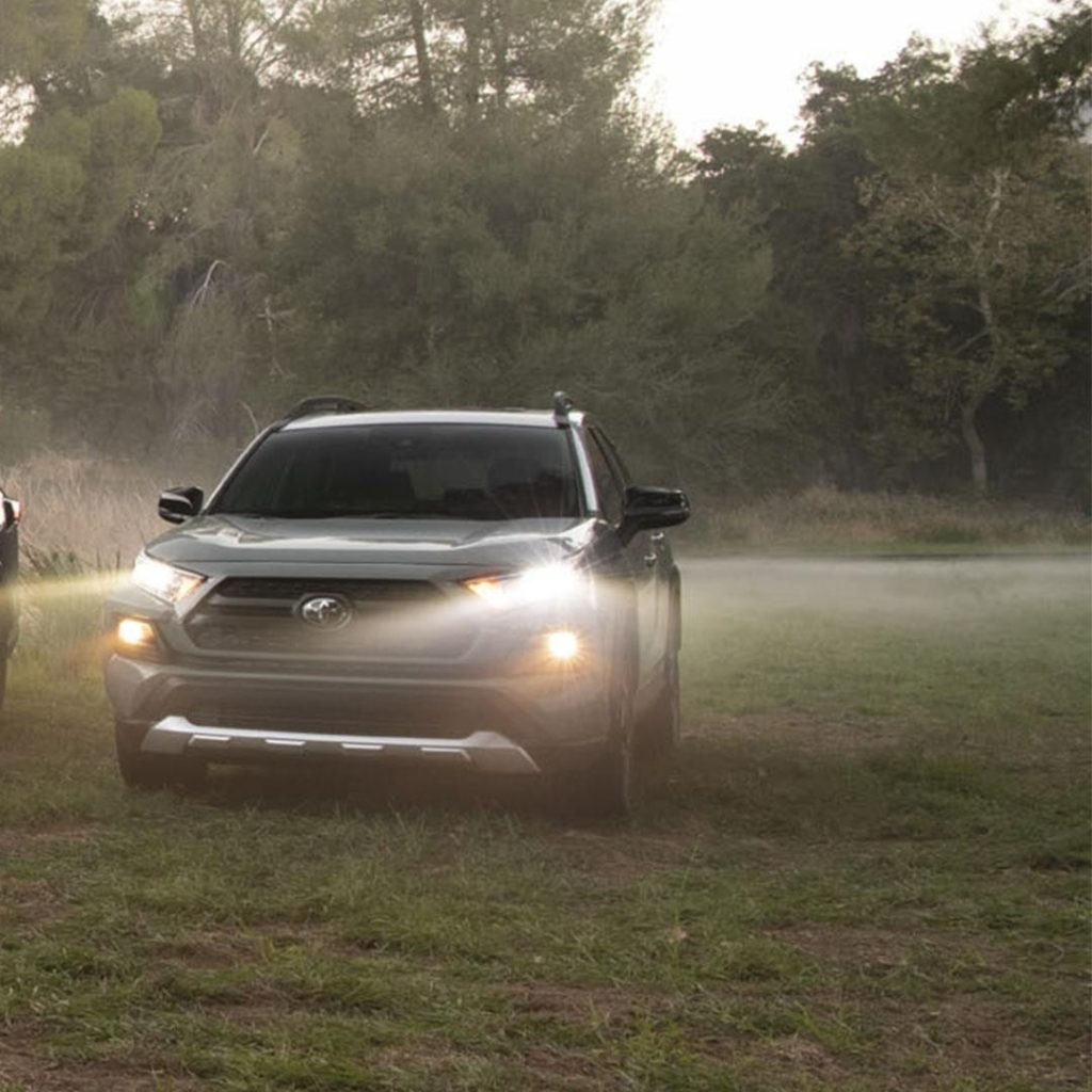 What if the best places are off the map?  Get there in style with the #RAV4. #Le...