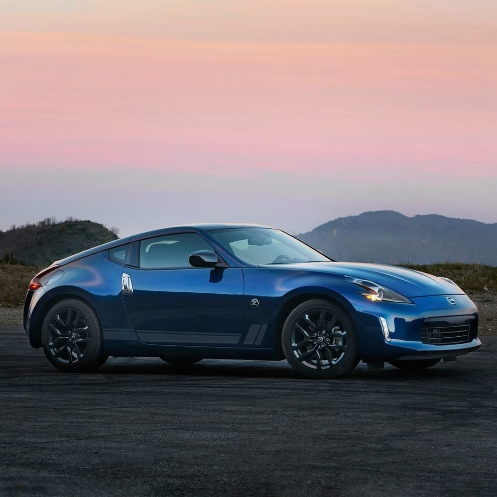 Monday blues? No such thing. #Nissan #370Z #Zociety...
