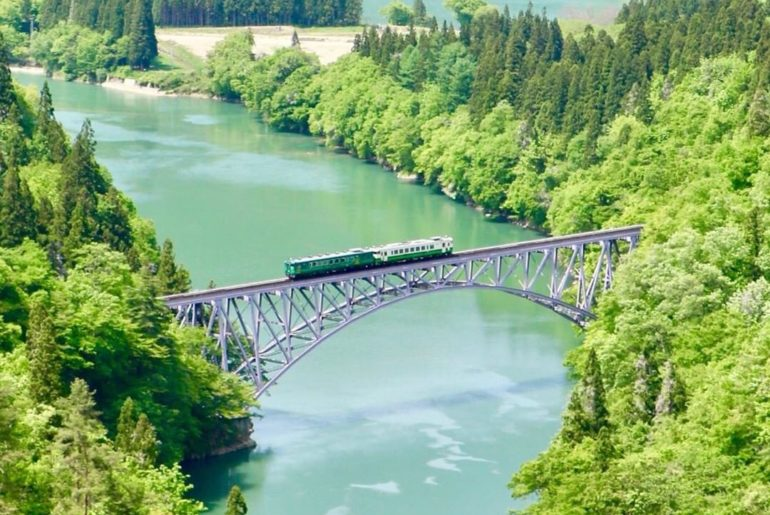 Japan is renowned for its trains, and shinkansen (bullet trains) are often used ...