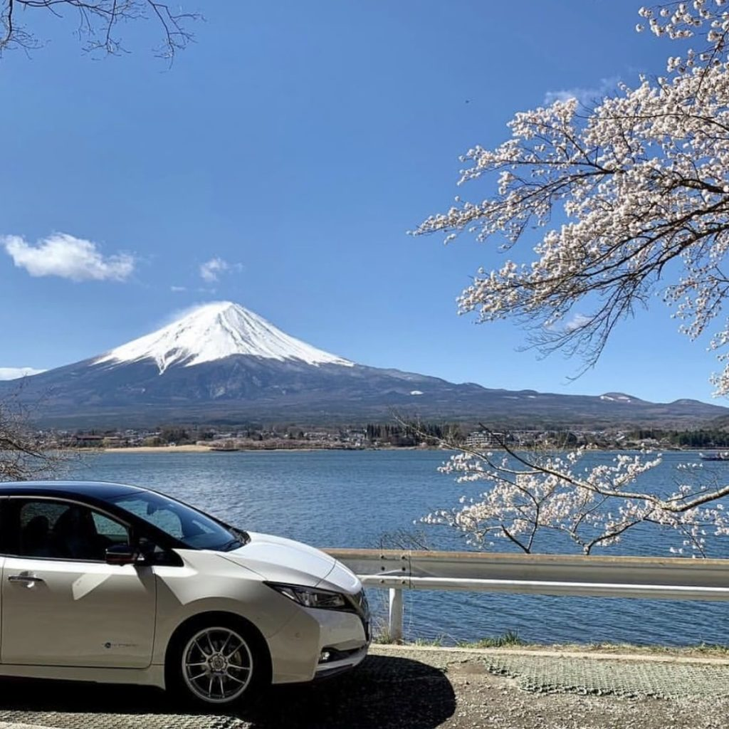 Water  Earth  Electricity  #NissanLEAF #SimplyAmazing &: @aranao_r32...