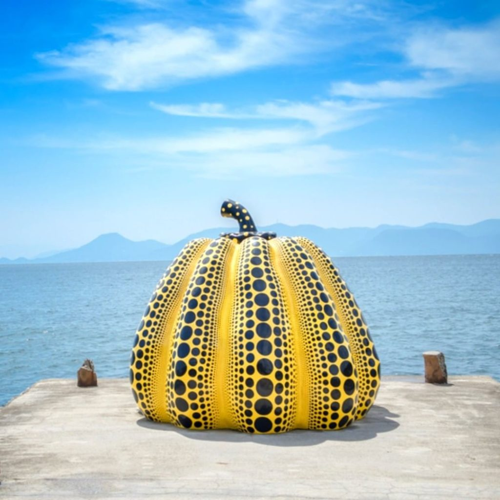 The Setouchi Triennale art festival is coming up! Who's excited?  Follow @visitj...