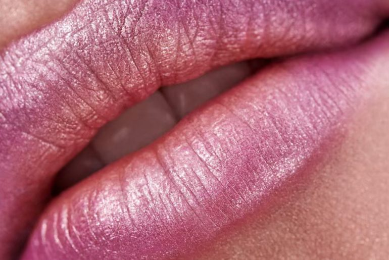 Create the illusion of fuller lips with this spotlight stealing trick from North...