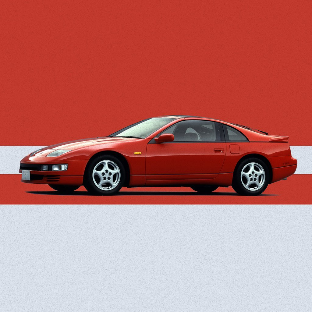 The fourth generation Z, also known as the #300ZX, was released in #1989 setting...