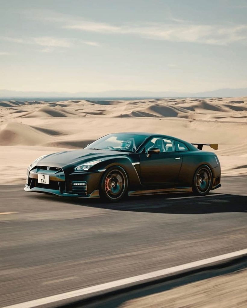 Feeling fast today.  #OMGTR #Nissan #R35 : @redlinee_photography...