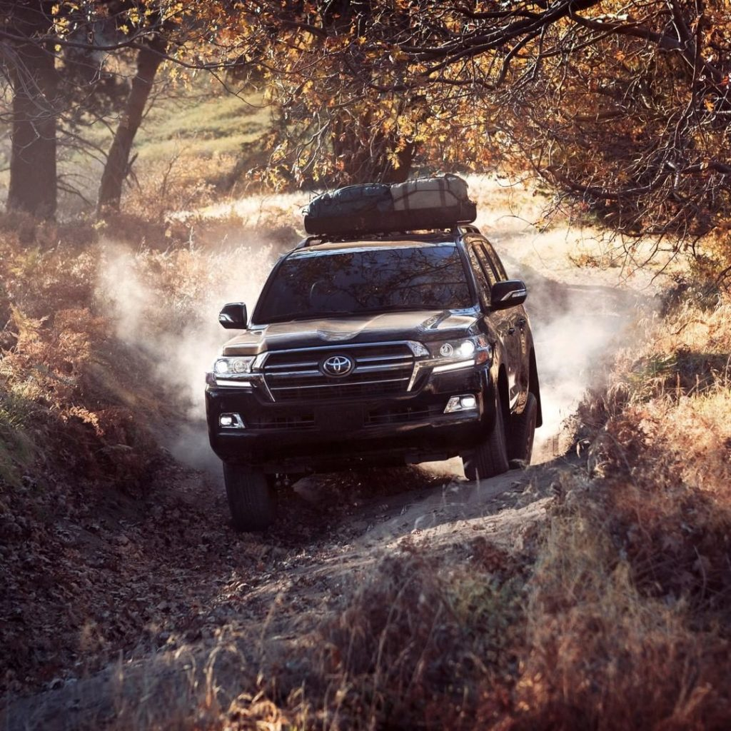 Forge your own path and raise the bar on every adventure. The 2020 #LandCruiser ...