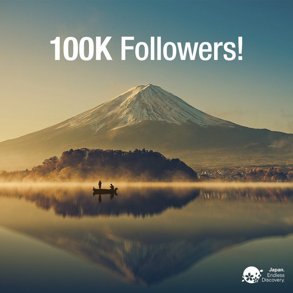 Wow! We are so grateful to our amazing 100K community. We will continue to inspi...