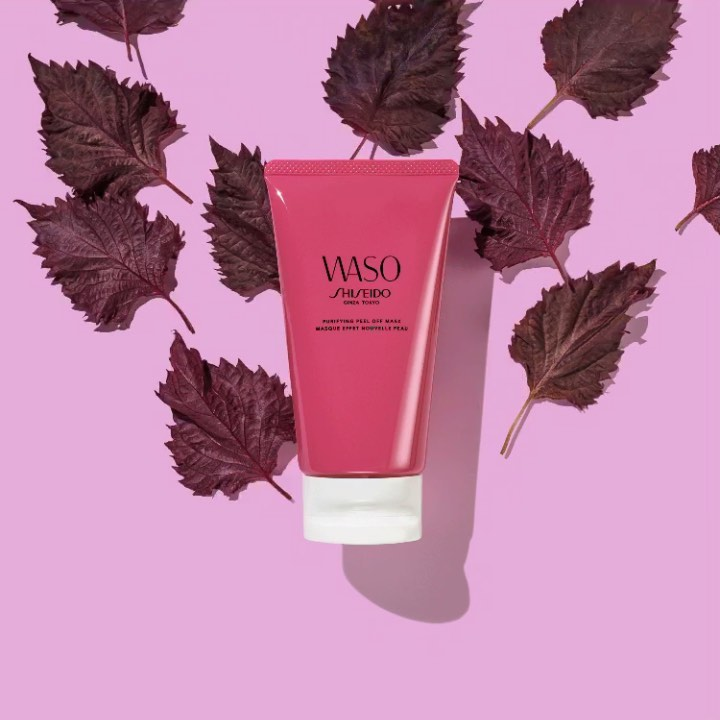 Crafted with red shiso leaves that are known for their antibacterial properties,...