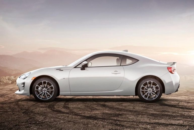 Adrenaline in its purest form. #Toyota86 #LetsGoPlaces...