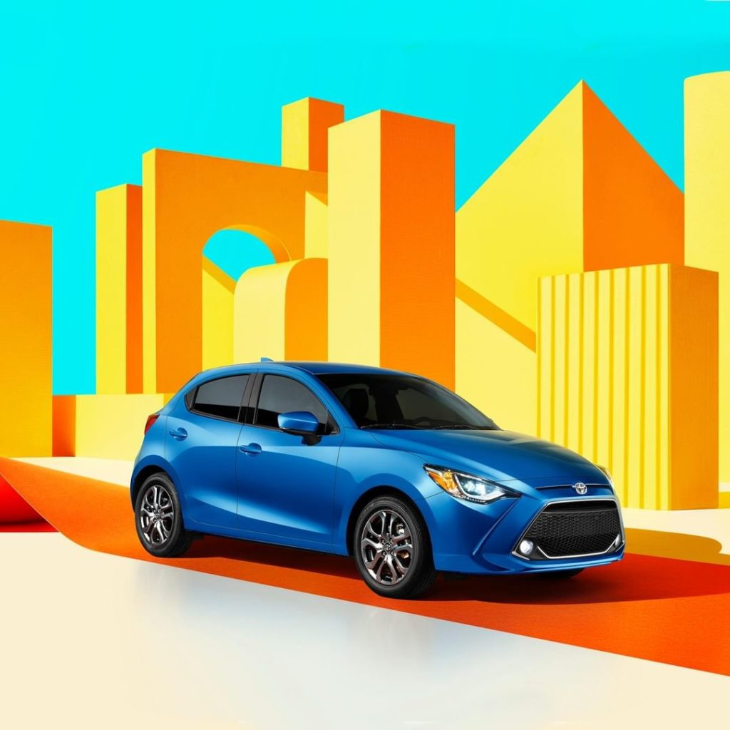 The all-new 2020 #Yaris Hatchback has what you need so you can maximize what you...