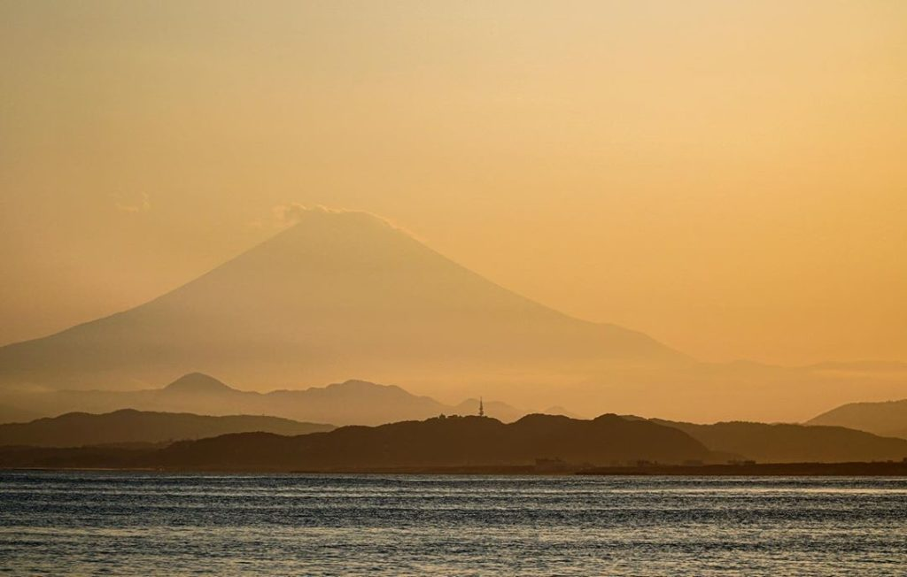 413 Days to Go until #Tokyo2020  #mtfuji#travel#富士山...