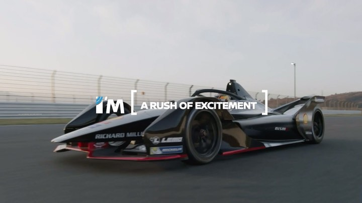 Get ready for a rush of innovation and excitement. #Nissan #IntelligentMobility ...