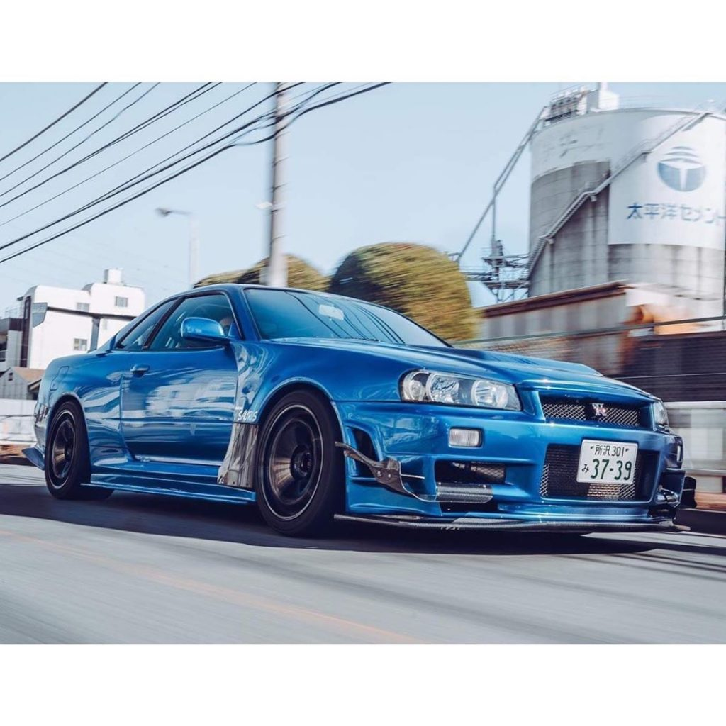 Speed in motion  Photo  @thespeedhunters . . . . Follow the Crew:  @Nissan_GTR_L...