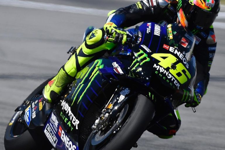 "Good day at the office for @valeyellow46 at the Catalunya Test: ""Some things tha..."
