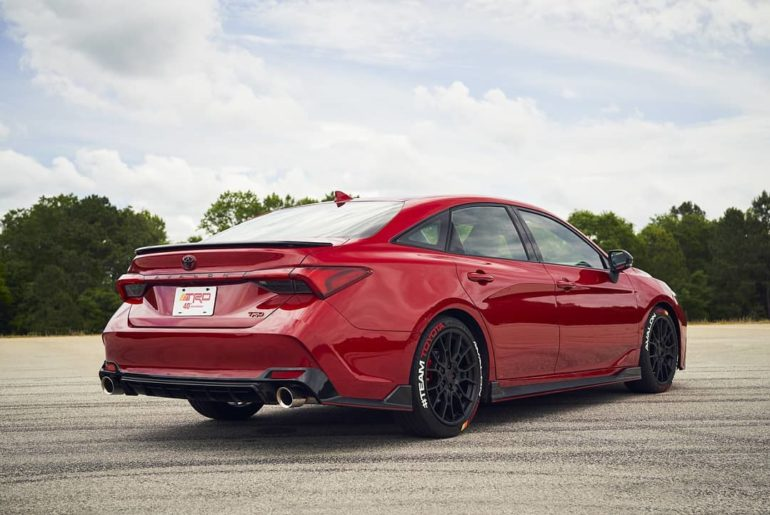 The #Avalon #TRD is no joke! Tune in Sunday for a very special #fathersday surpr...