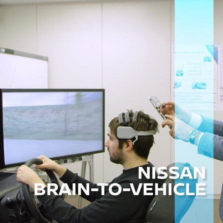 From today's lab to tomorrow's road, Brain-to-Vehicle technology interprets sign...