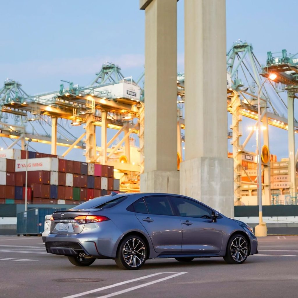 Where comfort, style and inspiration meet. The all-new 2020 #Corolla. #LetsGoPla...