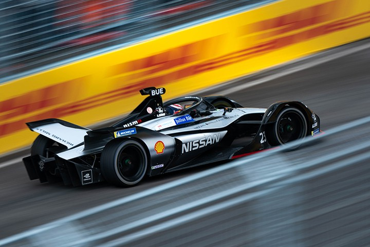 Looking forward to the electric blur!  11 days until #BernEPrix. #NissanFormulaE...