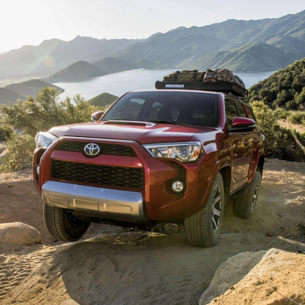 #4Runner helps you reach the most-remote corners of the map with available Crawl...