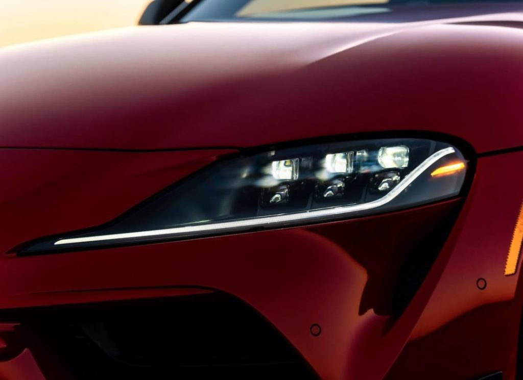 The wait to own an all-new #Supra is almost over! #LetsGoPlaces...