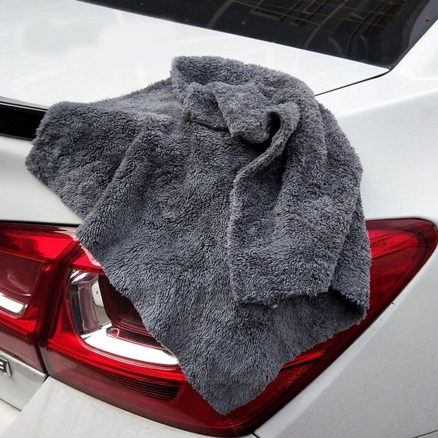 NEW IN  The softest microfibre car cleaning towels on the market!  :Free shippin...