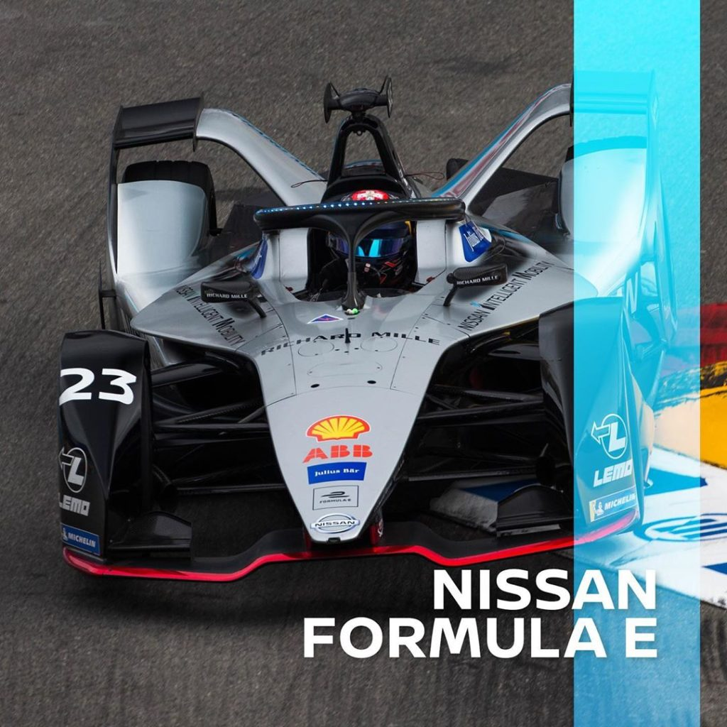 With @Sebastien_buemi taking podium at the #BerlinEPrix, our Nissan e.dams team ...