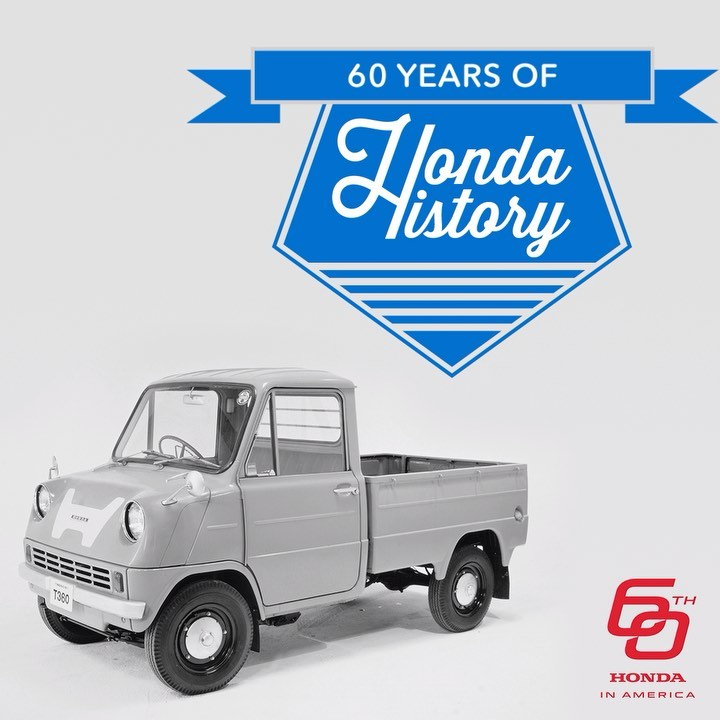 Honda history is full of great trucks and SUVs. Here are a few highlights of inn...