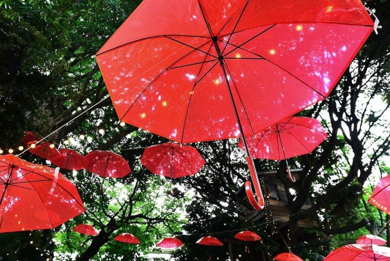 June is the rainy season for most of Japan, and Chiba Prefecture is marking the ...