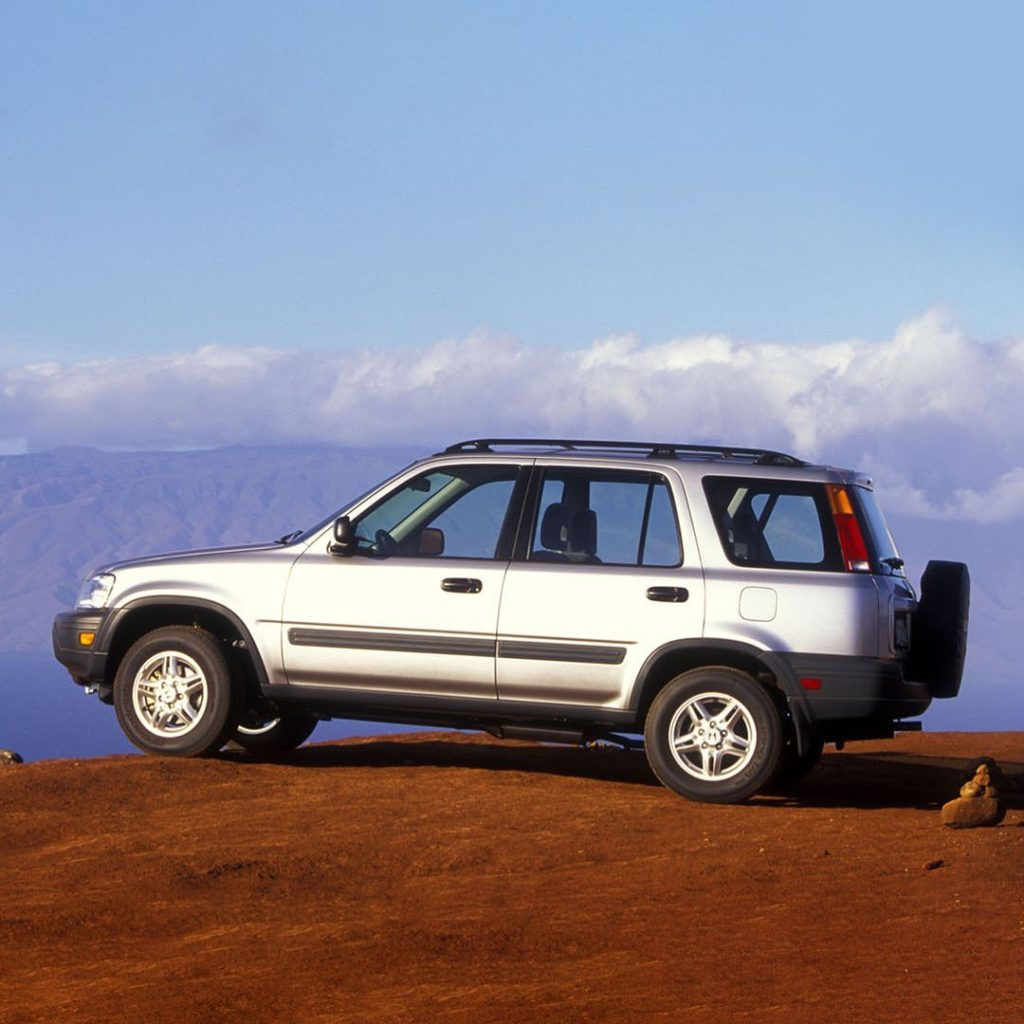 "The second Honda SUV was the Honda ""Comfortable Runabout Vehicle."" You may know ..."