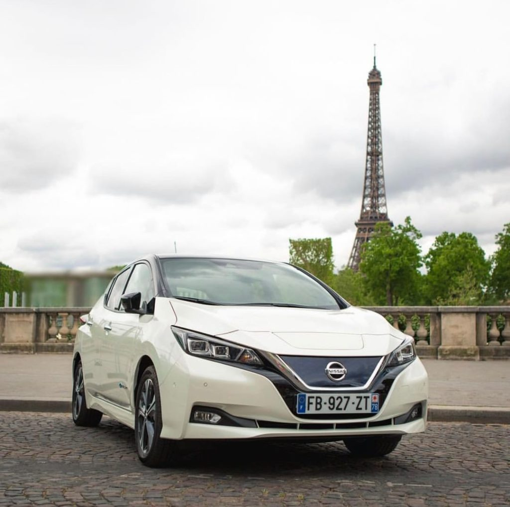 Stay in Charge.  #NissanLEAF #SimplyAmazing...