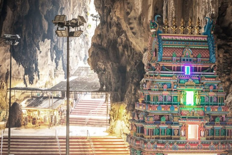 . With a quick day trip from Kuala Lumpur you can explore the mysterious Batu Ca...