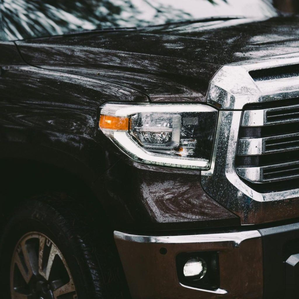 The #Tundra 1794 Edition features LED Daytime Running Lights so you can see the ...