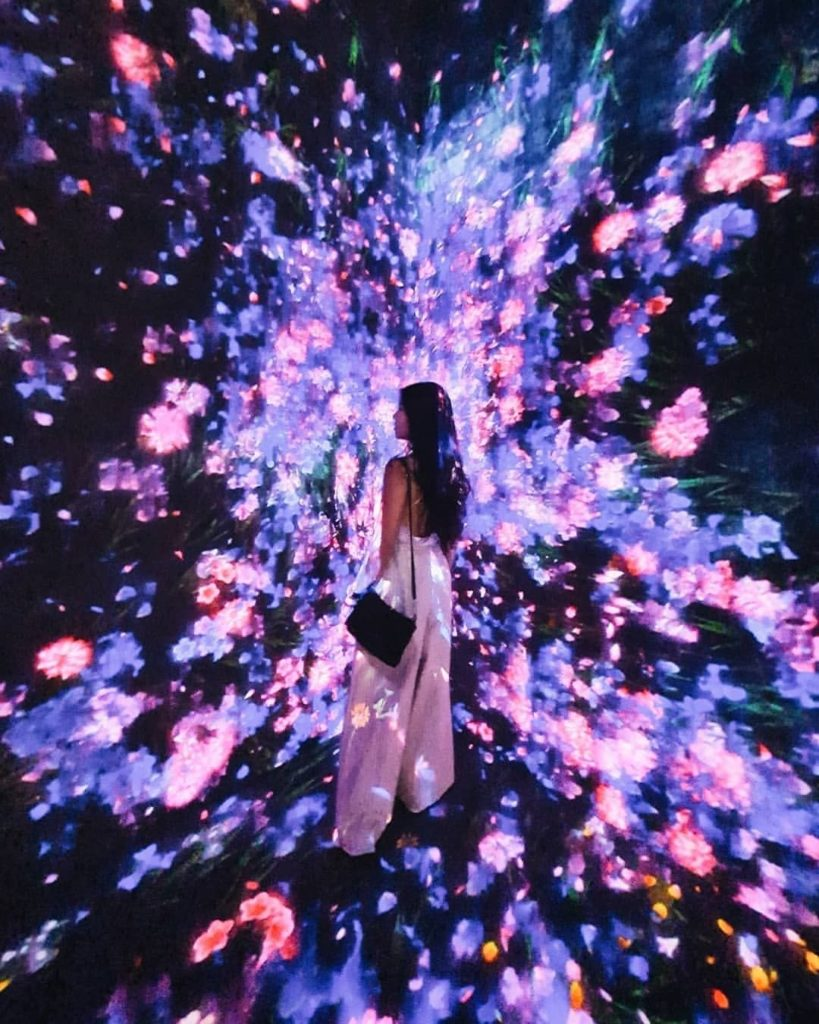 Heard of TeamLab Borderless? The concept behind it is perhaps as the name sugges...