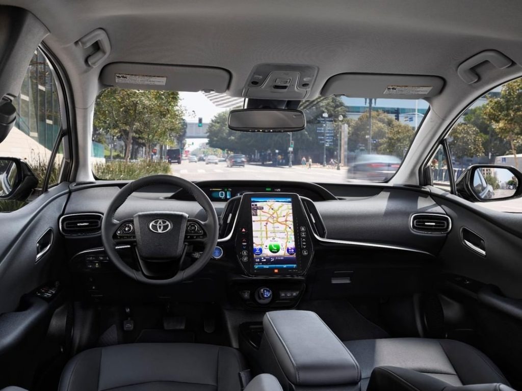 An innovative drive with style to match. #Prius Prime #LetsGoPlaces...