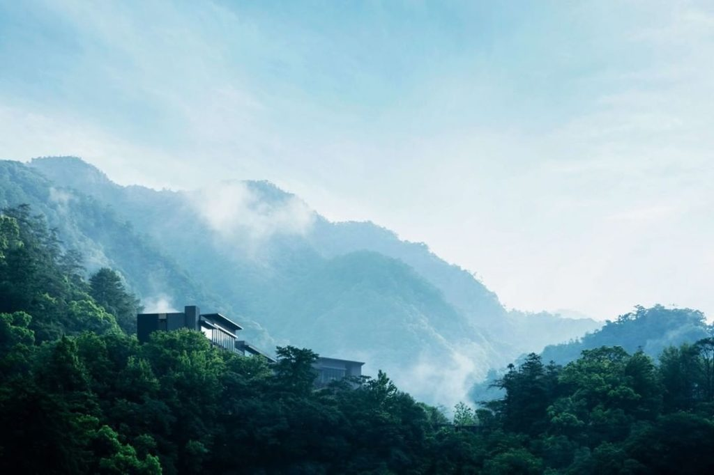 . Just two and a half hours from Taipei, experience the natural healing power of...