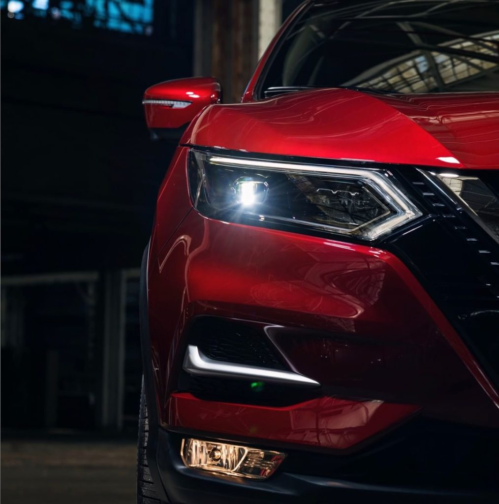 Eyes on the prize this week. #MondayMotivation  #NissanRogueSport #Nissan #Rogue...