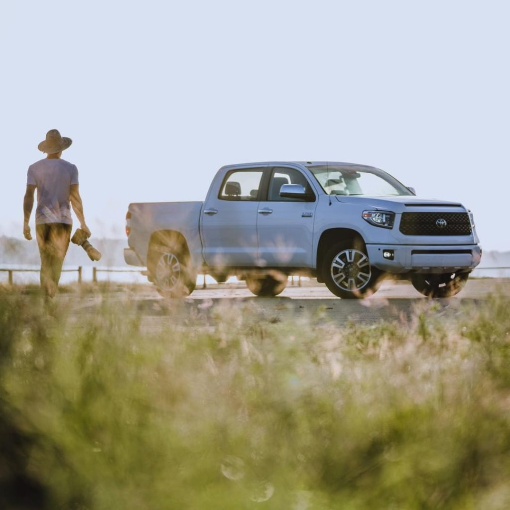 Built here. Lives Here. #Tundra #LetsGoPlaces...