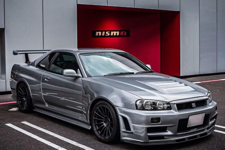 Who loves this R34?  Photo @nismo . . . . Follow the Crew:  @Nissan_GTR_Lovers @...