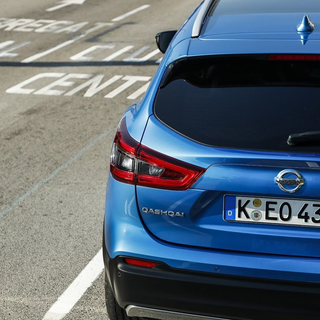 Zooming in before zooming off. #NissanQashqai #Nissan #Qashqai...