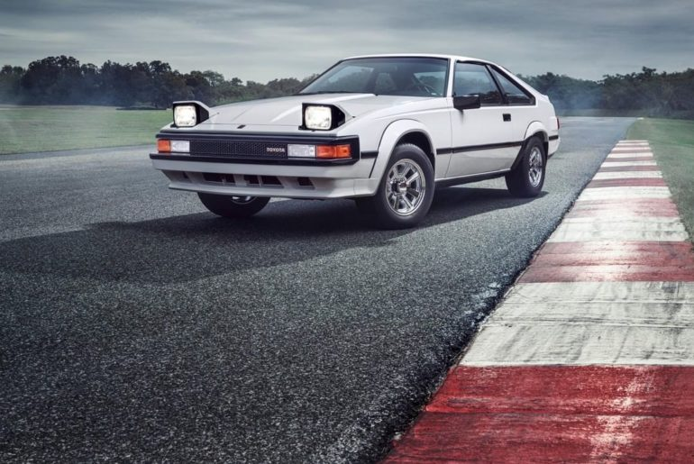 The #Supra story starts with the Celica, which provided the base for the origina...