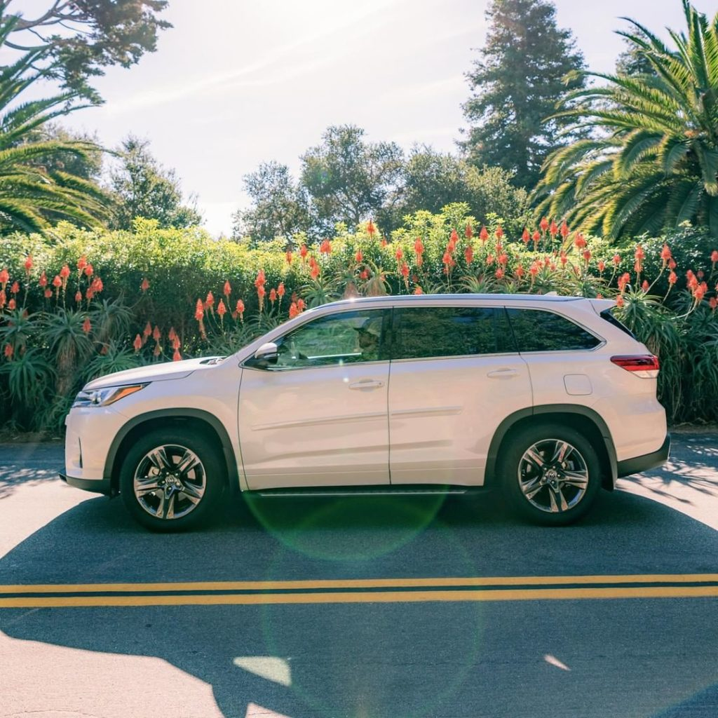 Summer road trips have a new best friend. #Highlander #LetsGoPlaces...